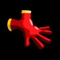 Captain Scarlight's Glove