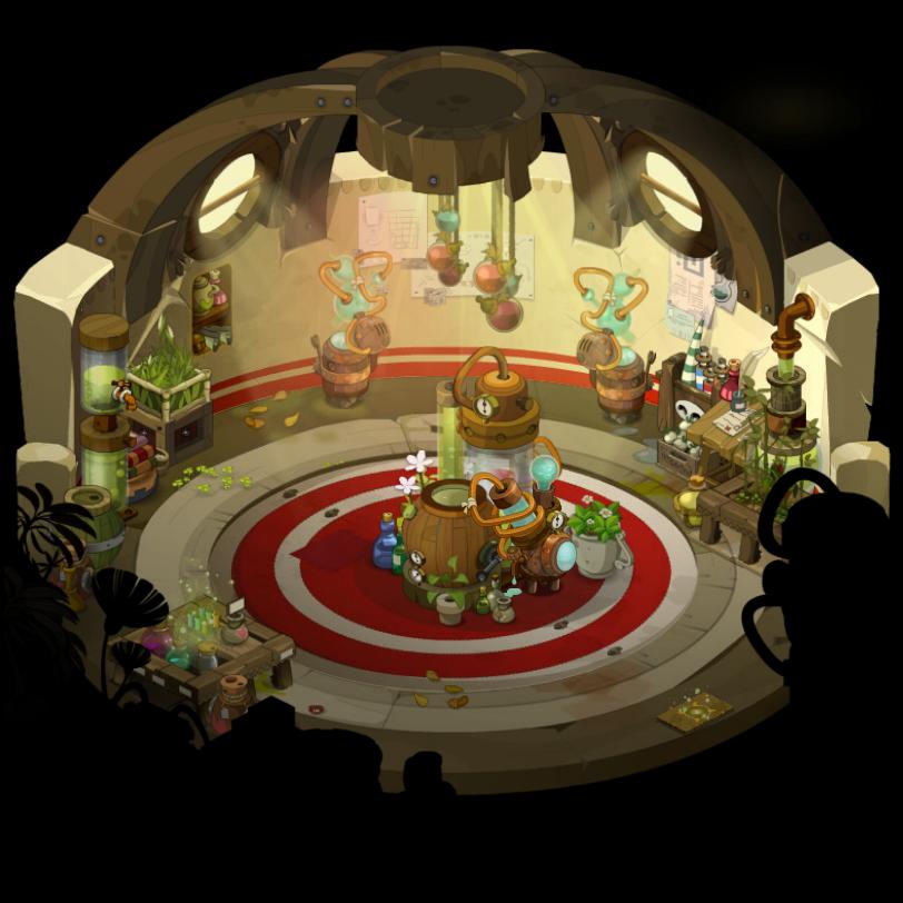 Incarnam Alchemists' Workshop