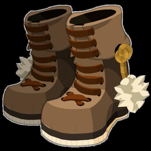 Borealis's Boots