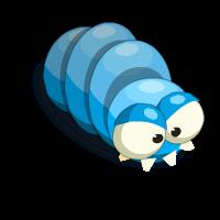 Blue Sickworm