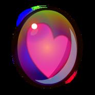 Heart-Shaped Fairywork