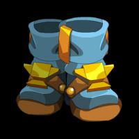 Klume's Boots