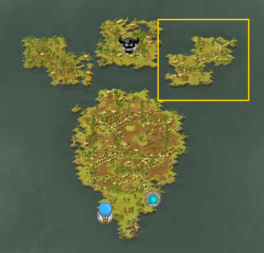 Gwimace Island
