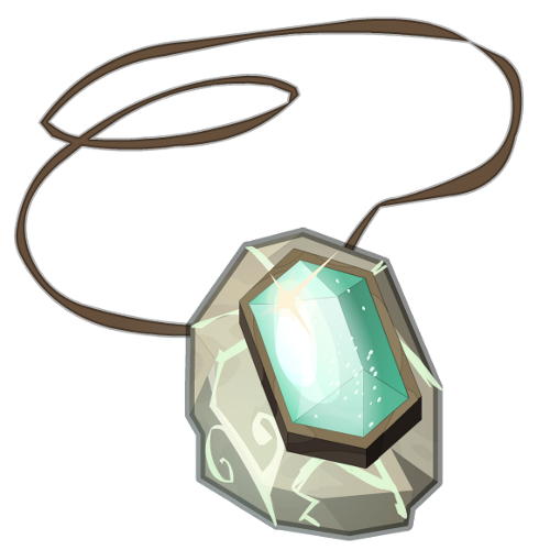 Korriander Amulet