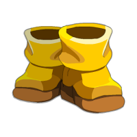 Celery-Tea's Boots