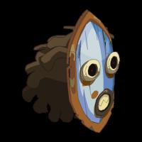 Jav Voodoo Mask