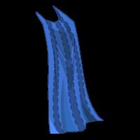 Bluish Cloak