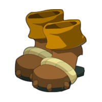 Haku's Boots