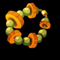 Five Cawat Ring