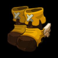 Gorgoyle Boots