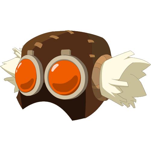 Benji's Helmet