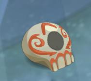 Bloodthirsty Skull