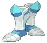 Boots of the Salvatory Spirit