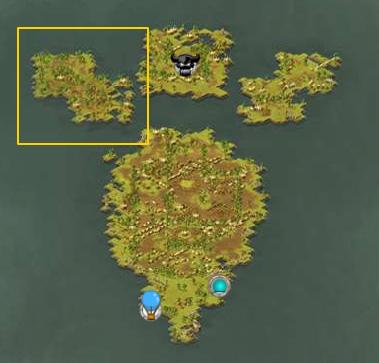 Gwavestone Island