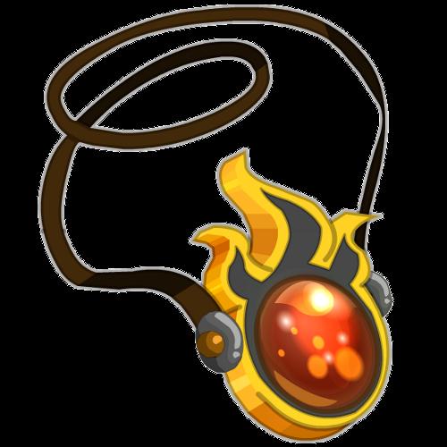 Grozilla Amulet