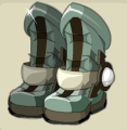 Missiz Freezz's Boots