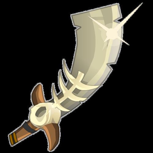 Buck Anear's Sabre