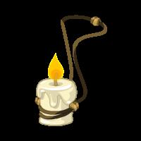 Dark Miner Amulet