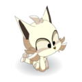 White Bow Meow