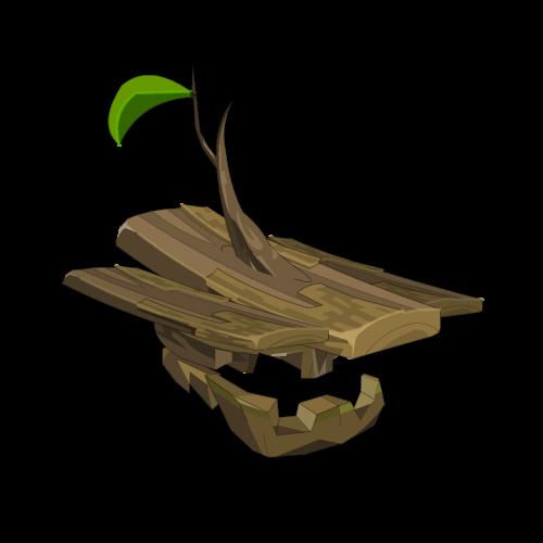 Ancestral Treechelmet