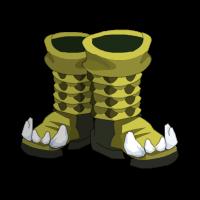 Hogmeiser's Golden Boots