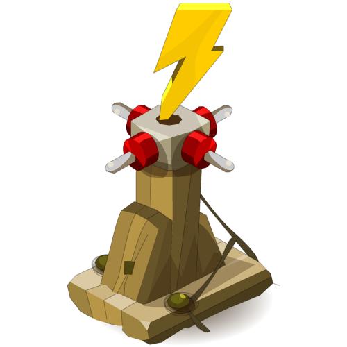 Bombu Lightning Thrower