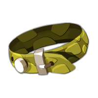 Crocodyl Chief Belt