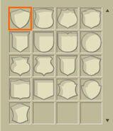 Background shields