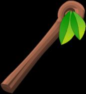 Leafy Staff