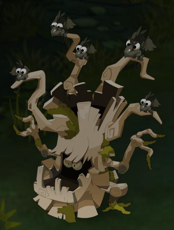 Ancestral Treechnid (NPC)