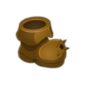 Tattered Bwork Boot