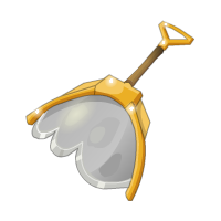 Dark Miner Shovel
