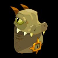 Crocodyl Chief Schoolbag