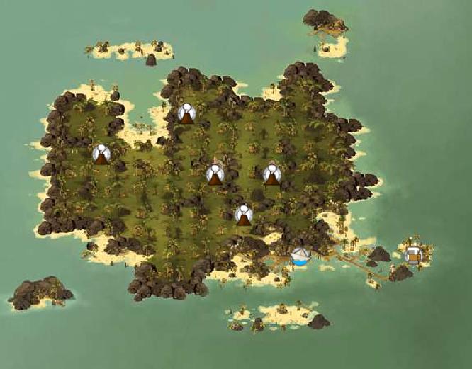Archipelago of Vulkania