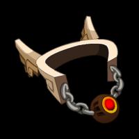 Gorgoyle Amulet