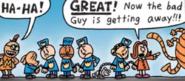 Mayor arrests the good guys