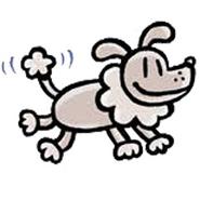 Dog Man Unleashed Draw Zuzu-cover