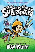 El club de comics de supergatito