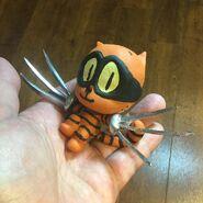 Dm6 cat kid clay