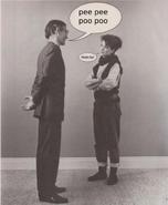 Pee peepoo poo