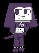 Cubie the Gamecube Dog