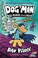 Dog Man 8 Italian Cover
