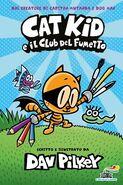 Cat Kid e il Club del Fumetto