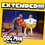 Dog Man Ad No 5