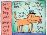 Greg the Dog
