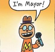 I'm mayor