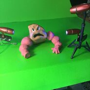 Dm6 claymation philly green screen 3