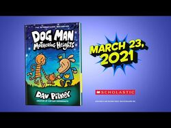 Dog Man- Mothering Heights