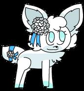 White Rose Deer