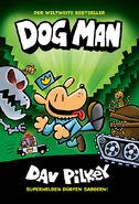 Dog Man Unleashed Other German Version